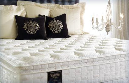 Serta Beds from the Trump Hotel Collection