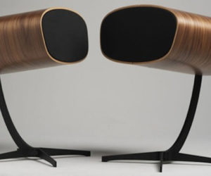Uber Expensive Speakers Draw Inspiration from the Eames Chair