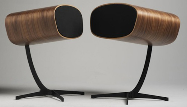 & Uber Expensive Speakers Draw Inspiration from the Eames Chair