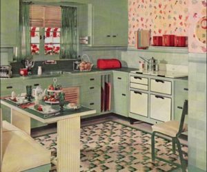 Retro Kitchen Design You Have Never Seen Before