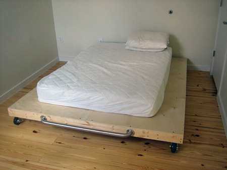 How To Build A Modern Platform Bed Yourself Video