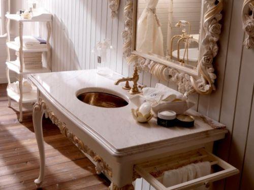 Luxury Italian Fireplaces From Savio Firmino · Elegant Vintage Bathroom  Suites By Regia Elegant Vintage Bathroom Suites By Regia · View In Gallery