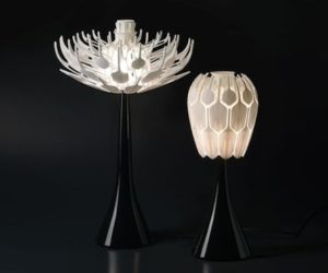 journee lighting. Bloom Lamp: A Lamp That Blossoms Into Flower For Lighting Journee