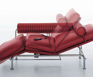 Remote-controlled Up & Down Lounge Sofa
