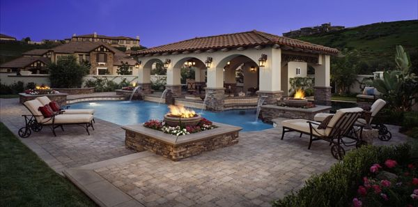 Outside Living Ideas awesome outdoor living ideas from belgard