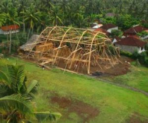 Green School Made From Bamboo in Indonesia