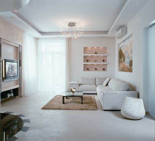 Modern White Interior House In Kharkov By Vladimir Latkin - Modern-white-interior-house-in-kharkov-by-vladimir-latkin