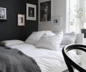 ... Black And White Decorating Ideas For Bedrooms