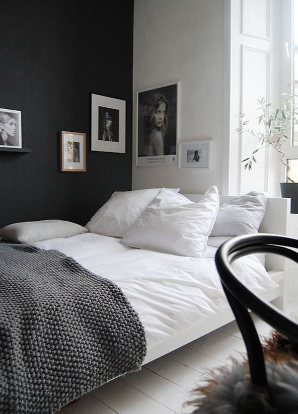 Exceptionnel Black And White Decorating Ideas For Bedrooms