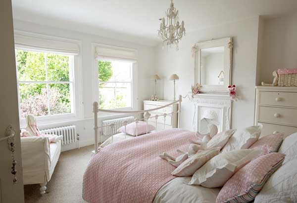 Bright White Room Balham