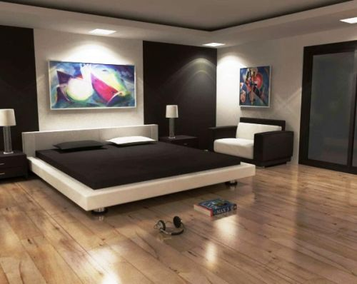 View In Gallery Contemporary Bedroom With A Decor