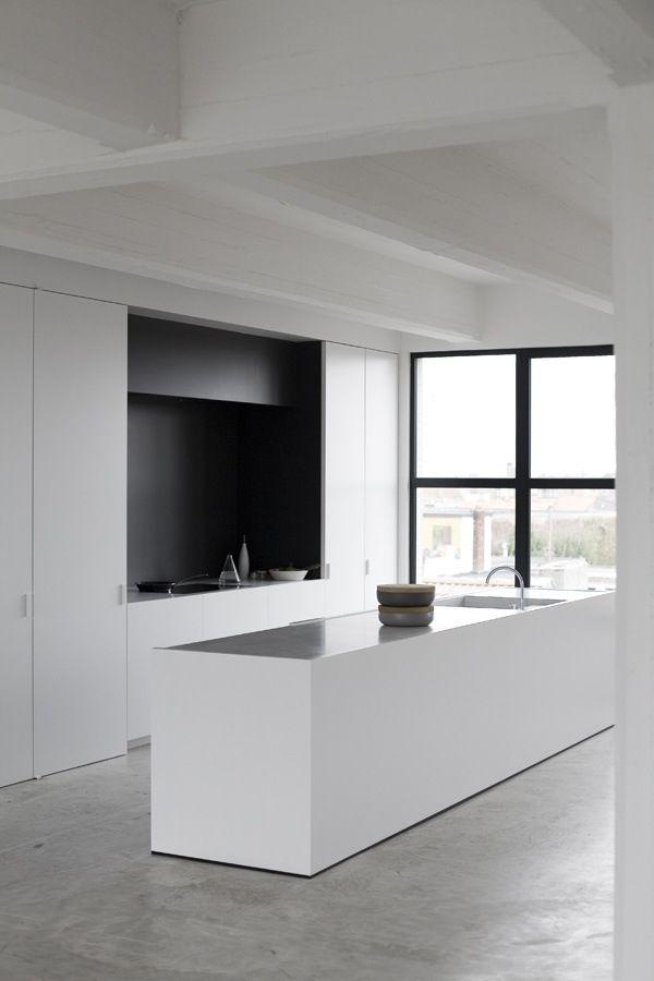 Minimalist Kitchen Design Ideas Part 44