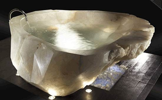 The Most Expensive Bathtub In The World