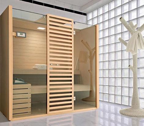 Effegibi Finnish Sauna Design Hates Being Utilitarian
