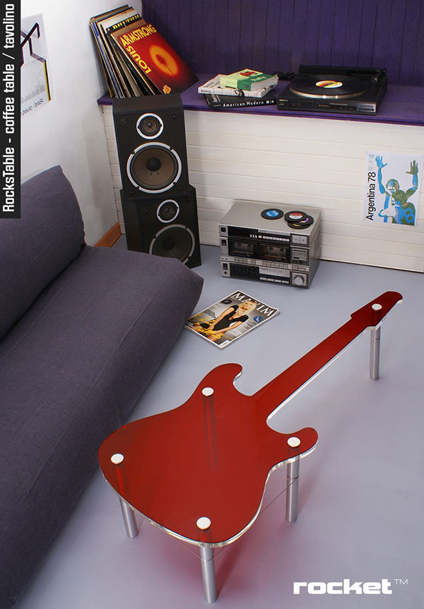 How to decorate a music room using themed elements for Designer home decor accessories