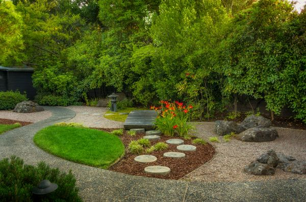 How to design the perfect japanese garden for Asian inspired garden designs
