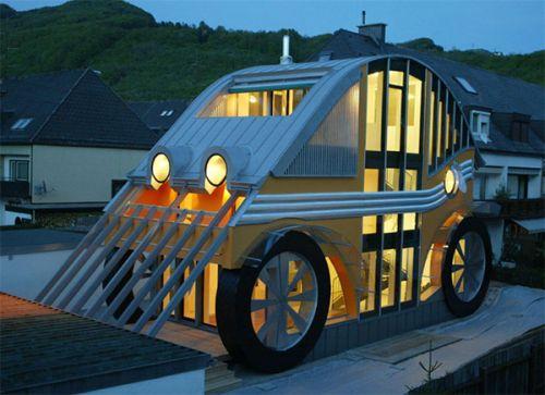 Voglreiter Auto Residence By Markus Voglreiter
