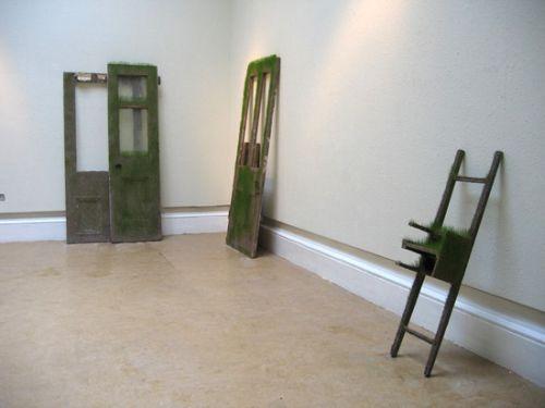 Green Garden Furniture by Kevin Hunt