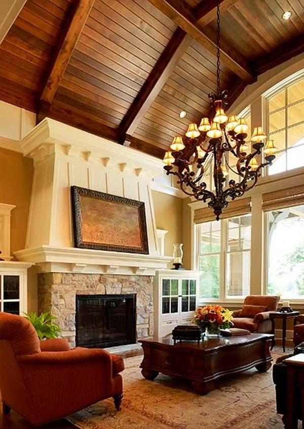 Decorating Rooms With High Ceilings how to decorate a living room with high  ceilings