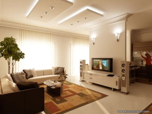 Modern Rooms Designed Around Televisions