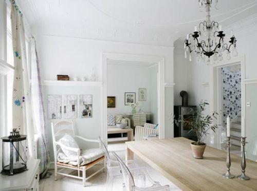 A beautiful danish home that sits pretty since 1911 for Arredamento nordico on line
