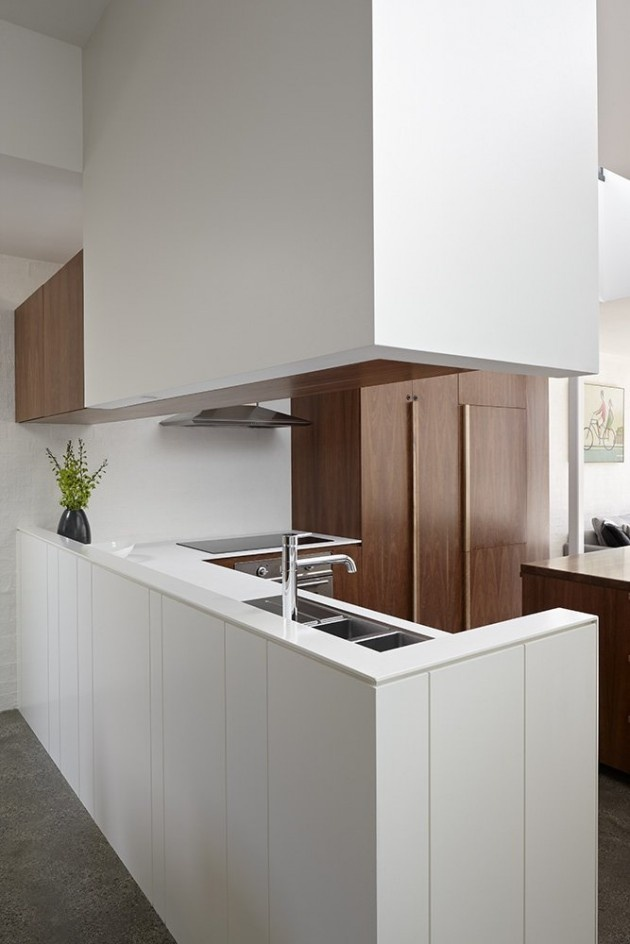 Minimalist kitchen design ideas