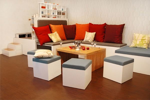 diy living room seating how to choose modern furniture for small spaces 10781