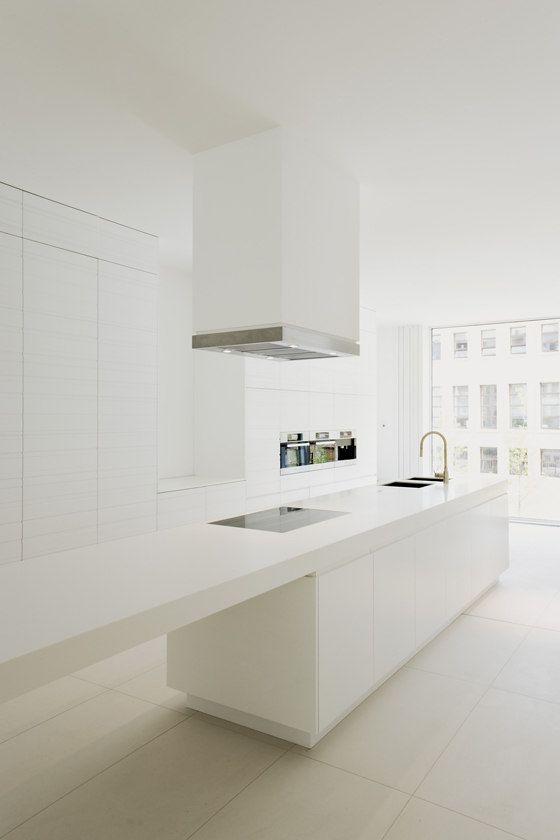 Kitchen Design Ideas White minimalist kitchen design ideas
