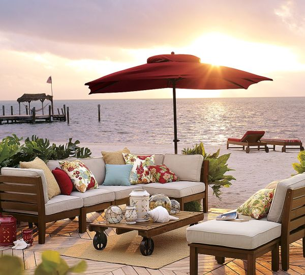 5 Modern Pieces Of Furniture For Stylish Outdoor Spaces