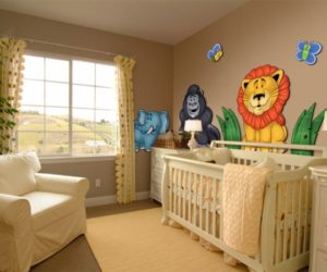 How To Decorate A Nursery Bedroom