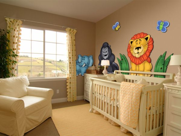 How to decorate a nursery bedroom for Irish bedroom designs