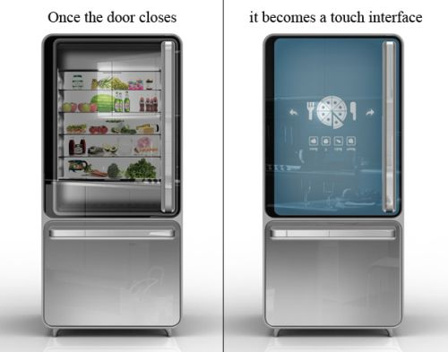 Learn cooking from your smart Fridge