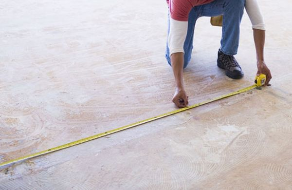 How to measure the square footage of carpet for Square footage of a room for flooring