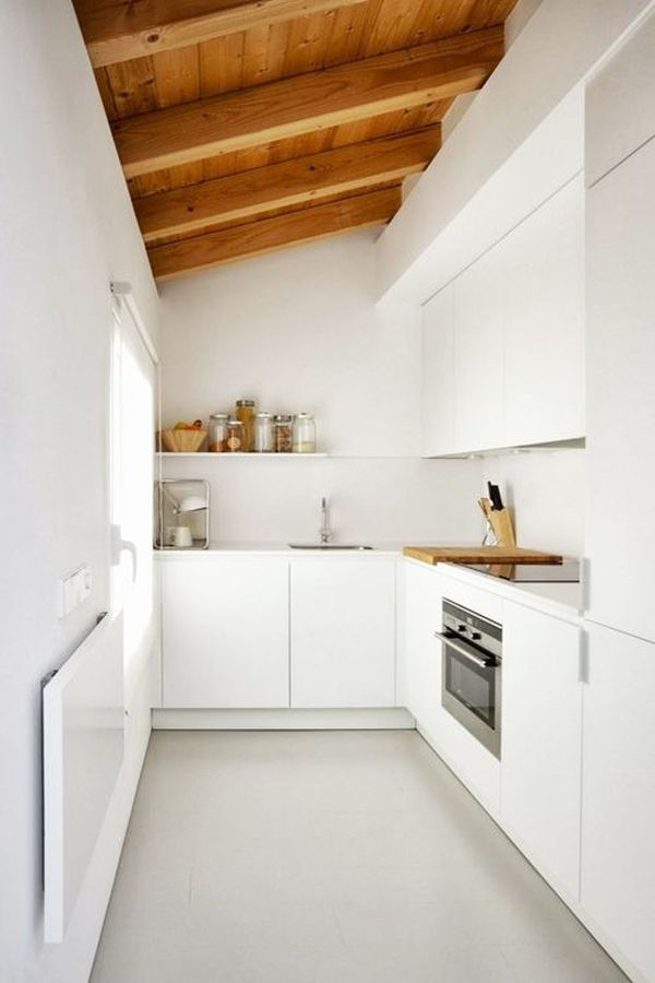 View In Gallery White And Wood Is A Combo Typical To Scandinavian Designs