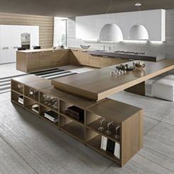 Superb Minimalist Kitchen Design Ideas Part 28