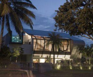 The Singaporean Changi Bungalow from Formwerkz Architects