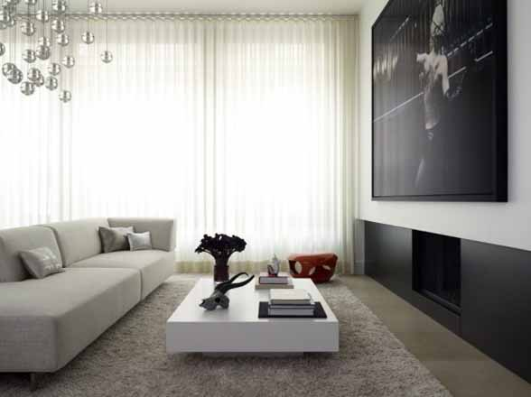 Interior apartment designing with the cream of the crop Modern apartment interior design