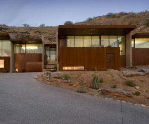 The Mummy Mountain Residence in Arizona, USA