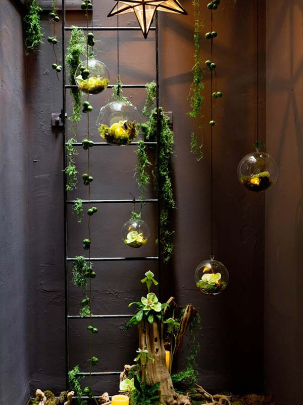 Mini Indoor Garden Ideas For Small Spaces