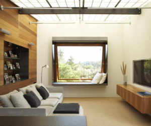 New-Age Timber architecture from Quezada Architecture