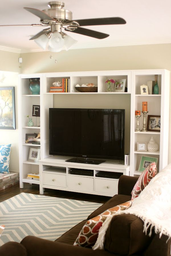 Tv Unit In Living Room: How To Choose A TV Stand