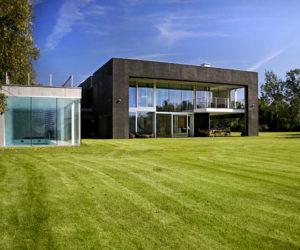 Smart Modern Residence in Poland