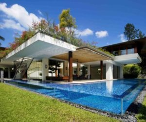 Modern Tangga House by Guz Architects