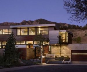 Montain Residence near Boulder, Colorado