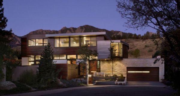 Beautiful Montain Residence Near Boulder, Colorado Good Looking