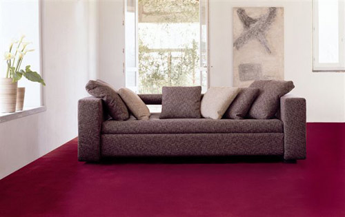 Space Saving Sofa modern space saving sofa for small spaces