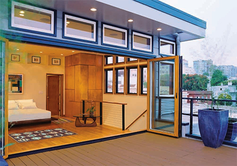 Nanawall Modern Folding Doors