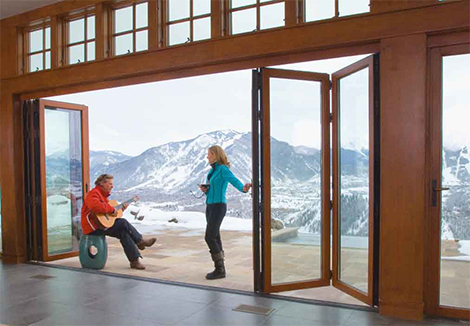 swinging patio door security