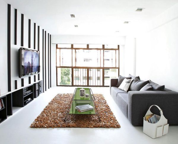 Singapore home interior design pictures Interior decoration pictures
