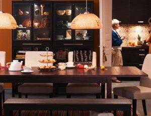 2011 IKEA Dining Room Designs Ideas